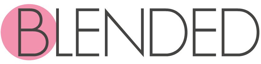 Blended Logo 851x211