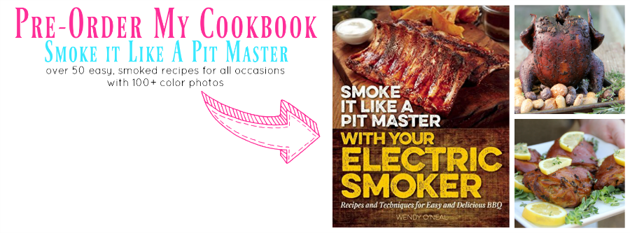BBQ & Electric Smoker Cookbook